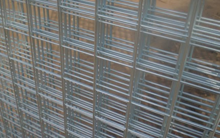 Stainless steel welded panels, Galvanized welded panels, Hot-dipped ...